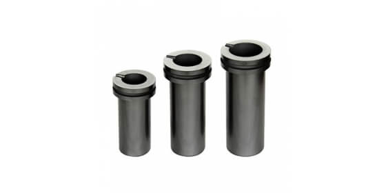 2KG Graphite crucible (double ring)