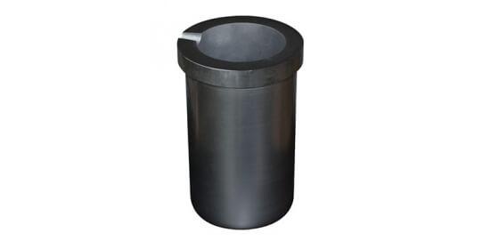 2.5 kg graphite crucible