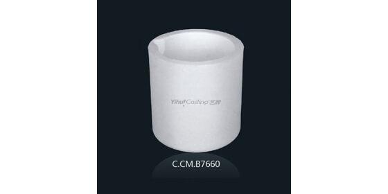 76-60 Ceramic melting crucible
