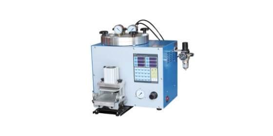 Automatic wax injector T4 with standard auto clamp