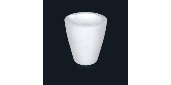 C350 Ceramic melting crucible
