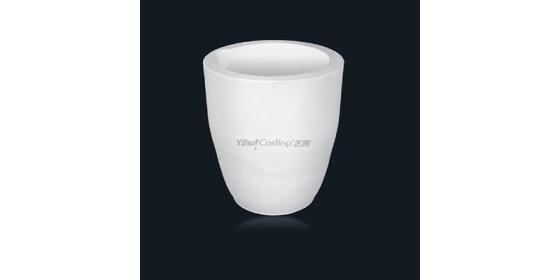 C500 Ceramic melting crucible