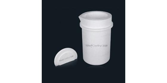 4kg Ceramic melting crucible