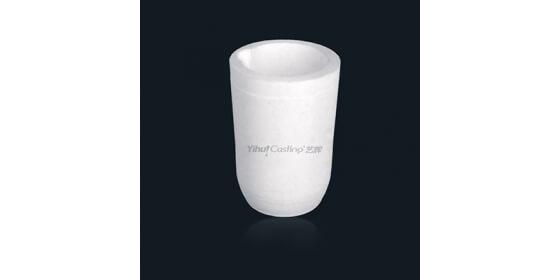 Normal type 600g Ceramic melting crucible