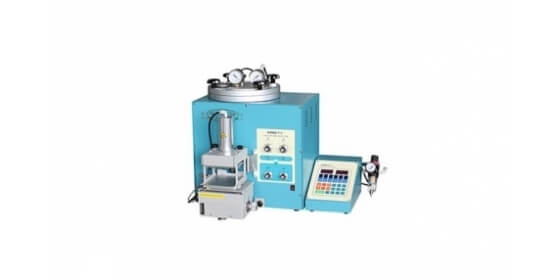 DAC06-B  Auto clamp digital vacuum wax injector (double cylinder : 206*172*70mm)