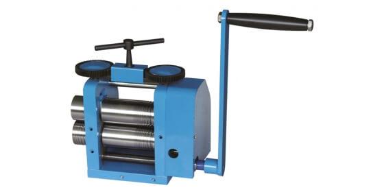 European manual rolling mill