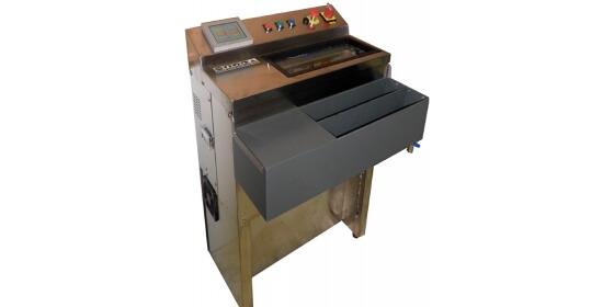 Mechanic & Electrolytic Polishing Equipment Hispana EN-44, 2nd step