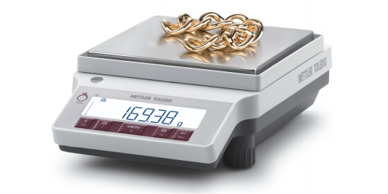 Mettler toledo electronic scales (3200 g)