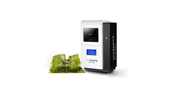 PRO100 DLP 3D Printer