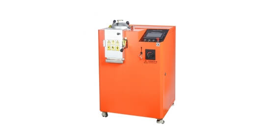 RC150 centrifugal rotary casting machine
