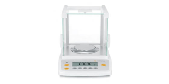 Sartorius GL series balance and scale (internal calibration function-type-A-620g)