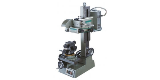 Square cylinder faceting machine