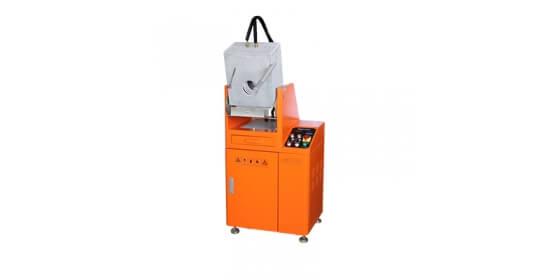 Yihui Brand tilting induction gold melting furnace