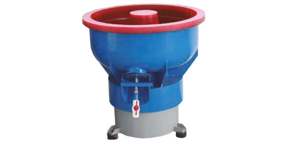 Vibration polishing machine (90L)