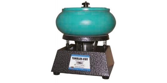 Vibration polishing machine SPA