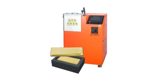 Yihui Brand Gold Bar Making Machine